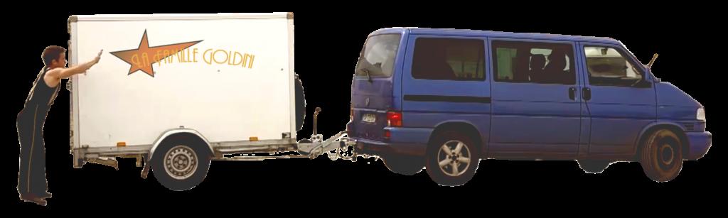 Camion-tournee